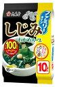 大森屋 しじみわかめスープ ファミリータイプ (5.4g×1...