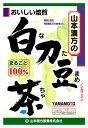 山本漢方 白刀豆茶 100% (6g×12包) ティーバッグ ノンカフェイン なた豆茶 くすりの福太郎