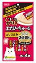 いなばペットフード CIAO チャオ エナジーちゅ〜る とりささみ 14g (4本)