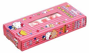 宇部フィルム ハローキティ キッチンパック Mサイズ (20枚) ポリ袋 くすりの福太郎