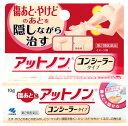 【第2類医薬品】小林製薬 アットノンt コンシーラータイプ (10g) 傷あとに 非ステロイド剤 くすりの福太郎