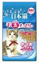 イースター 日本猫 毛玉すっきり かつおミックス (2.5kg) ドライ キャットフード
