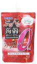 オリヒロ ぷるんと蒟蒻ゼリー スタンディング カロリーゼロ 蜜りんご (130g) ※軽減税率対象商品