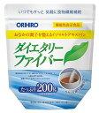 オリヒロ ダイエタリーファイバー 顆粒 (200g) 食物繊維 機能性表示食品 ※軽減税率対象商品