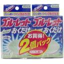小林製薬 ブルーレットおくだけ ブーケの香り つめ替用 2個パック(ブルーの水)