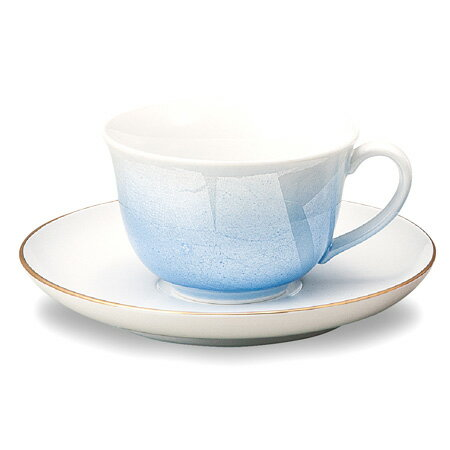 九谷焼 ペア コーヒーカップ&ソーサー セット 銀彩の紹介画像2