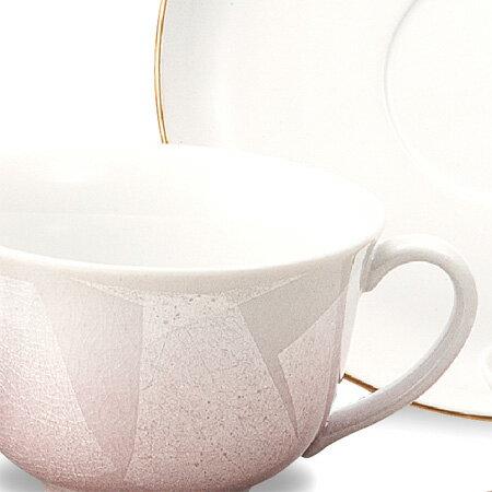 九谷焼 ペア コーヒーカップ&ソーサー セット 銀彩の紹介画像3