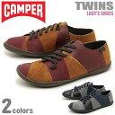 カンペール(CAMPER) ツインズ TWINS 全2色(CAMPER 22085 001 002 TWS)レディース(女性用) シューズ スニーカー 天然皮革 レザー 送料無料