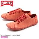カンペール(CAMPER) ペウ カミ ピンク(CAMPER 20848 108 PEU CAMI)レディース(女性用) 靴 シューズ カジュアル スニーカー 天然皮革 ローカット 送料無料