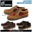 ストーム(STORM) 12085 スエード モックトゥ シューズ 全3色 (STORM 12085 MOC TOE SHOES) レディース(女性用) 靴 モカシン storm [冬物]