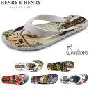 送料無料 イタリア製 ビーチサンダル ヘンリーヘンリー サンダル フリッパー サブリマティコ 全5色 (HENRY&HENRY FLIPPER SUBLIMATICO)メンズ(男性用) 兼 レディース(女性用) サンダル セール ヘンリー&ヘンリー HENRYHENRY ヘンリー ビーチサンダル [夏物]