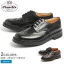 【シューズ全品 送料無料】 チャーチ マクファーソン CHURCHS MCPHERSON ウイングチップ シューズ ブラック ブラウン 全2色 CHURCH'S 6800-31 6800-34 BALCK BROWNメンズ(男性用) 短靴 靴 コマンドソール 紳士靴 カジュアルシューズ