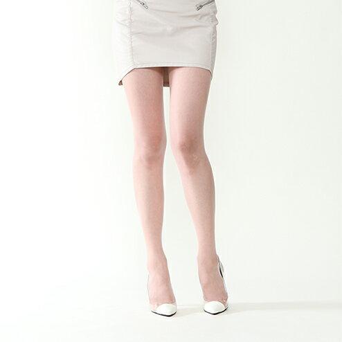 【靴下屋】20デニールシアータイツベビーピンク/靴下タビオTabioくつ下レディース