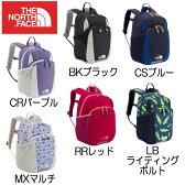 ザ・ノースフェイス ブックパック キッズ デイパック THE NORTH FACE K Book Pack NMJ71654 【PCPC-24prnt】●【あす楽対応】