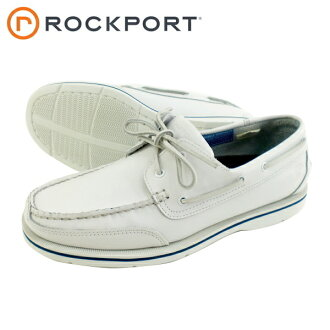 ●ROCKPORT lock port 2664Q BAY SHORE WASHABLES bay shore washable men deck shoes moccasins [fs3gm]