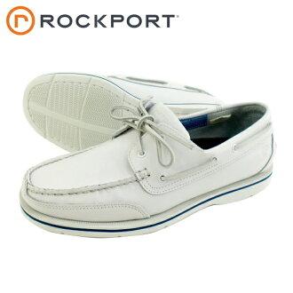 ●ROCKPORT lock port 2664Q BAY SHORE WASHABLES bay shore washable men deck shoes moccasins [fs3gm]