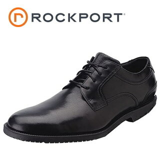 □ plant business shoes Rockport Rockport ROCKPORT 57950 Drsp Plaintoe DRSP plant [Black]