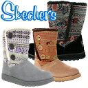 47657 スケッチャーズブーツレディースニットムートンブーツ SKECHERS Keepsakes-Cardigan sales deep-discount ladies boots ●【 SALE 】 [MBMB-28lc]