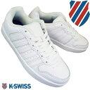 Kswiss ケースイス 96980-101-M コートパリセイド S ホワイト/ホワイト COURT PALISADES S レディース ジュニア キッズ ローカットスニーカー 運動靴 白スニーカー ホワイトスニーカー ホワイトシューズ 通学靴 作業靴 4500349728 Kスイス