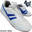 ラッキーベル LuckyBell アリーナ500 ブルー 上履き 上靴 体育館シューズ スクールシューズ 屋内シューズ 靴 ひも靴 キッズ ジュニア メンズ レディース