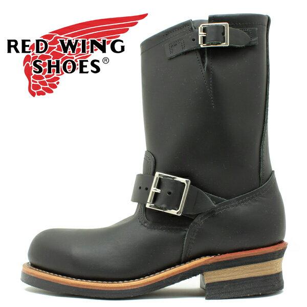 【国内正規品】REDWING 2268 Engineer レッドウイング エンジニア ブーツ ブラック メンズ レディース(rw2268)