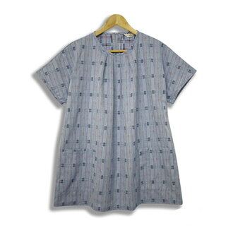 ! ■ and Kurume woven tunic ★ 60th birthday celebration, congratulation, family, mother's day gifts! ■ made in Japan fs3gm