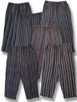 Design leave it! Three-quarter pants ( steteco ) 3 pieces made in Japan fs3gm