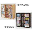 脅威の収納力でお部屋にちらかっていた本が楽々片付けられます! マンガ本380冊収納可能なコミック本棚!【コレクションコミック本棚】