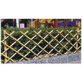 フェンス 竹垣II (支柱用竹付き) 設置が簡単!【fence】