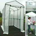 【家庭用 小型ビニールハウス】簡易温室