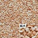 【ナチュラルコート樹脂+砂利セット 赤色系 桜 (約1平方メートル分)】