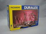 DURALEX【デュラレックス】ピカルディ 220cc×6個セット価格