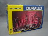 DURALEX【デュラレックス】ピカルディ 310cc×6個セット価格