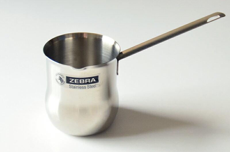 Zebra Thailandステンレス製イブリック/ ジェズヴェ(cezve) 直径7.5cm