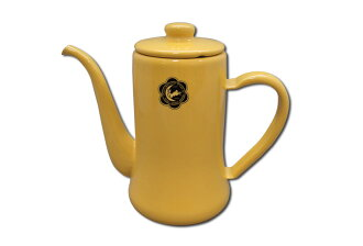 斯利姆鍋 ゲットポット) 1.2 升 (黃色)