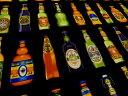 USAコットン 生地 布 Cheers チアーズ 乾杯! SRK14751-2 Robert Kaufman ロバートカフマン 瓶ビール ロバートカウフマン お酒 アルコール 商用利用可能