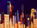 USAコットン 生地 布 big city ビッグシティ 8225C 大都市 大都会 THE ALEXANDER HENRY FABRICS アレキサンダーヘン...