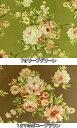 花柄 コットン 生地 クラシックローズ 78-0728 Country Floral Collection バラ柄 風合加工 シーフォー 商用利用可能10P03Dec16