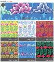 生地 布 ローワン ケイフファセットコレクション ムガール 1490 花柄 ニュー 新作 2016年10月