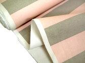 在庫処分 帆布 桜 8号 ハンプ 生地/布 約115cm巾 商用利用可能