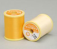 フジックス 縫い糸 ミシン糸シャッペスパン90番 薄地用-1 300m白・黒・生成他クロネコDM便発送不可