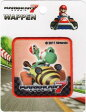 キャラクターワッペン アップリケスーパーマリオ【マリオカート7】ヨッシーMRW015