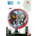 PU500-PU41 キャラクターワッペン アップリケ 【ウルトラマンシリーズ】アイロン接着ワッペンPU500-PU41
