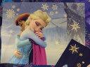 メーカー完売 キャラクター生地 布 入園入学 ディズニー アナと雪の女王 デジタルプリント G7086−1A レッスンバッグ 体操着入れ 巾着袋に 商用利用不可