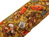 キャラクター生地 布 2016年 入園入学 生地 布 キルティング生地 布 ディズニー ピクサー カーズ2 GRQ1046−1A レッスンバッグ 体操着入れ 巾着袋に 商用利用不可