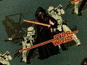 キャラクター生地 布 正規ライセンス品 2016年 USAコットン スターウォーズ フォースの覚醒 7360107-1 Imperial in Midnight インペリアルインミッドナイト STAR WARS The Force Awakens 商用利用不可
