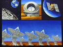 パネル柄生地 布 USAコットン スペース エクスプロレーション 3383-99 アイ ウォント マイ スペース 宇宙探査 カンヴァス ベナーテックス 商用利用可能