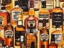 生地 布 USAコットン ホワイトライトニング 5884-33 自家製ウィスキー ウィスキーボトル white lightning KANVAS カンヴァス Benartex ベナーテックス お酒 アルコール 商用利用可能