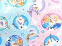G7358-1 キャラクター生地 布 ディズニー アナと雪の...