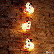 【送料無料】【LED】ブローライト はしご ミッキーマウス S 3P TD-BL05L 【D】[クリスマス・節電 イルミネーションライト LEDイルミネーション イルミネーションモチーフ]タカショー 【クリスマス2015】【キャラクター ディズニー】